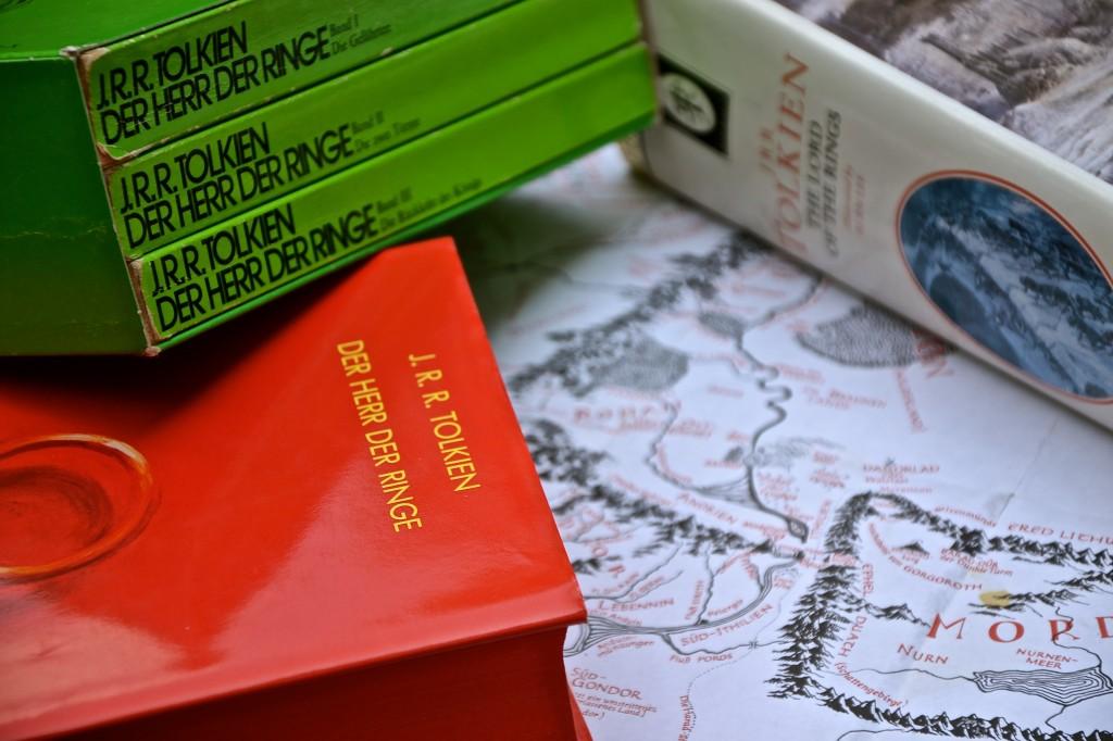 J.R.R. Tolkien: Der Herr der Ringe