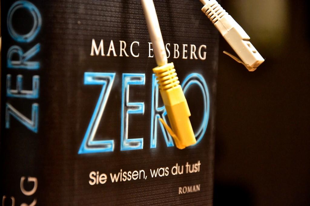 Marc Elsberg: Zero