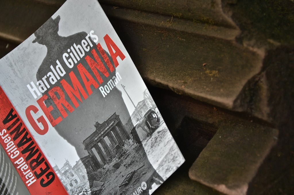 Harald Gilbers: Germania