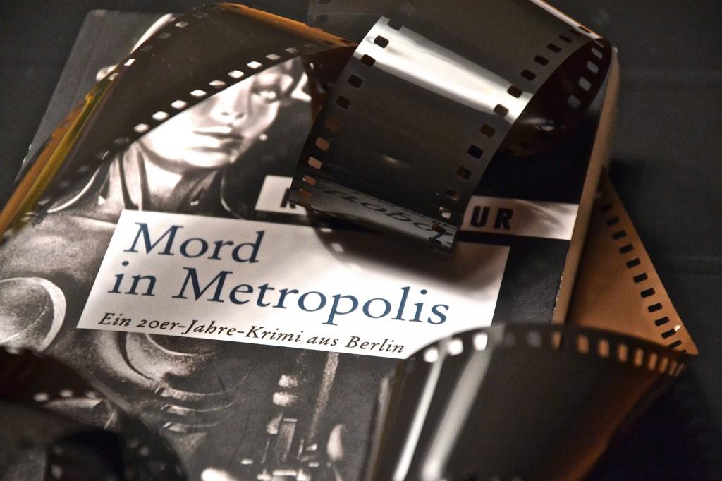 Robert Baur: Mord in Metropolis