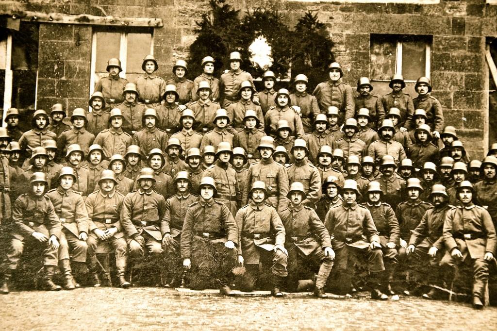 Erster Weltkrieg: Somme 1916