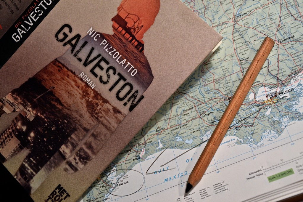 Nic Pizzolatto: Galveston