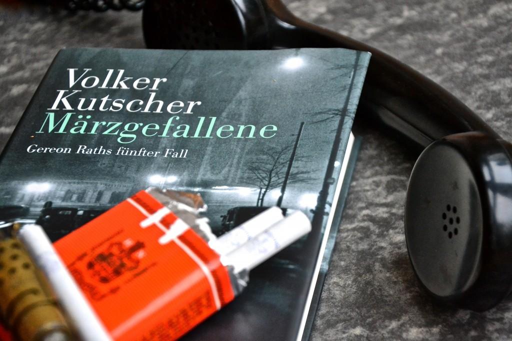 Volker Kutscher: Maerzgefallene