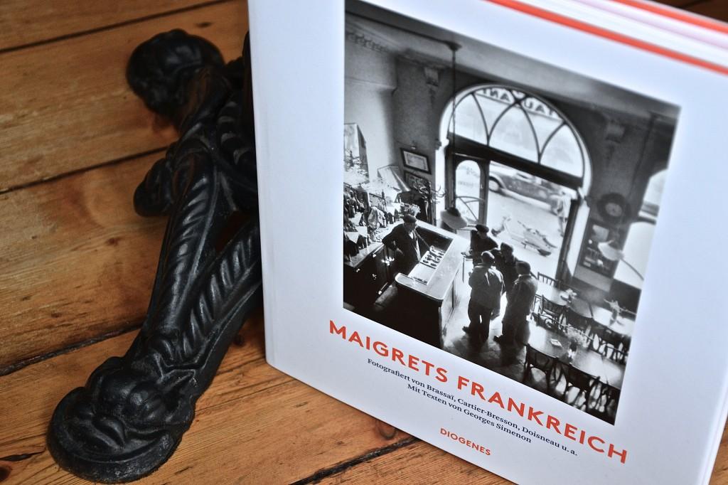 Maigrets Frankreich: Photos und Texte