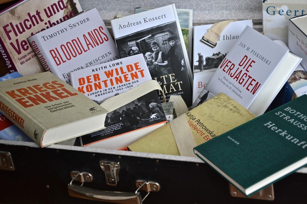 Leseprojekt Herkunft und Heimat