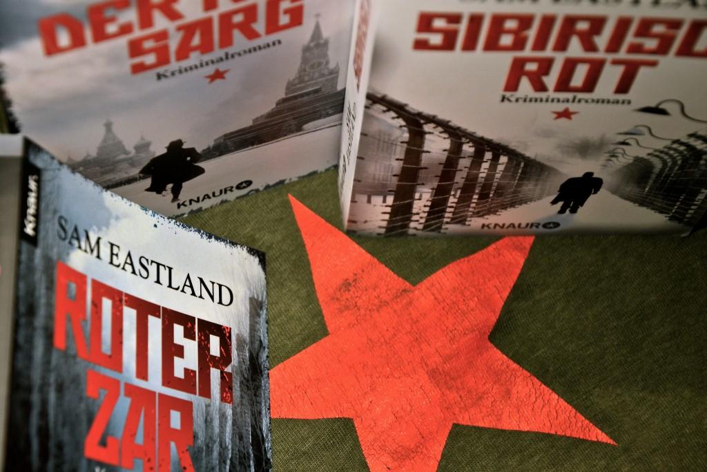 Sam Eastland: Die Inspektor-Pekkala-Romane