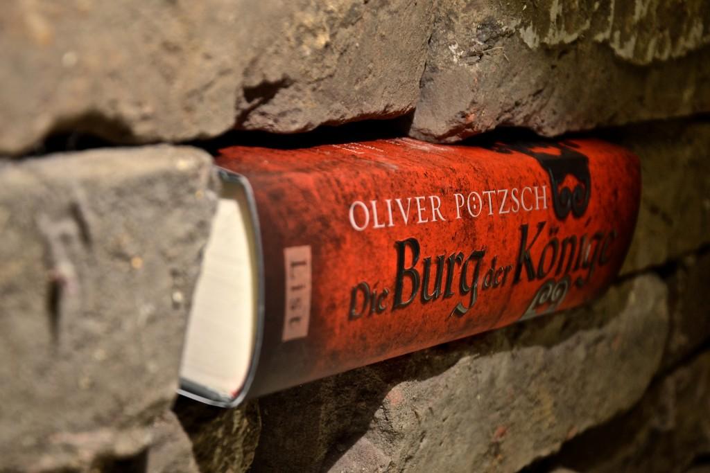 Oliver Poetzsch: Die Burg der Koenige