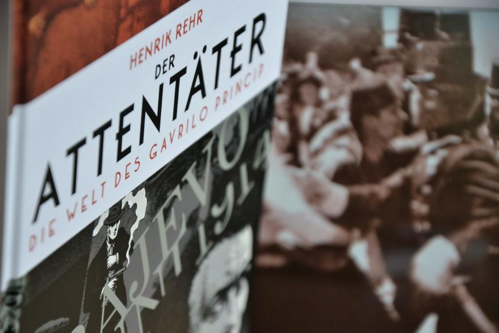 Henrik Rehr: Der Attentaeter