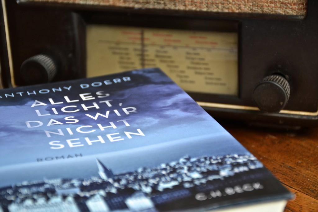 Anthony Doerr: Alles Licht, das wir nicht sehen