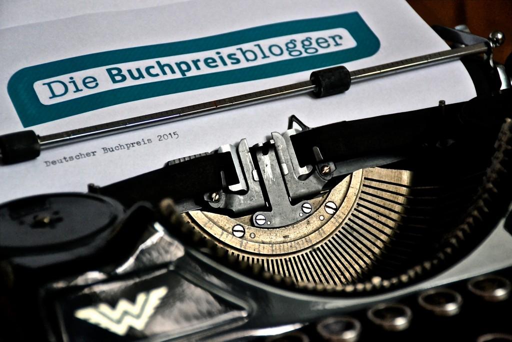 Die Buchpreisblogger - Deutscher Buchpreis 2015