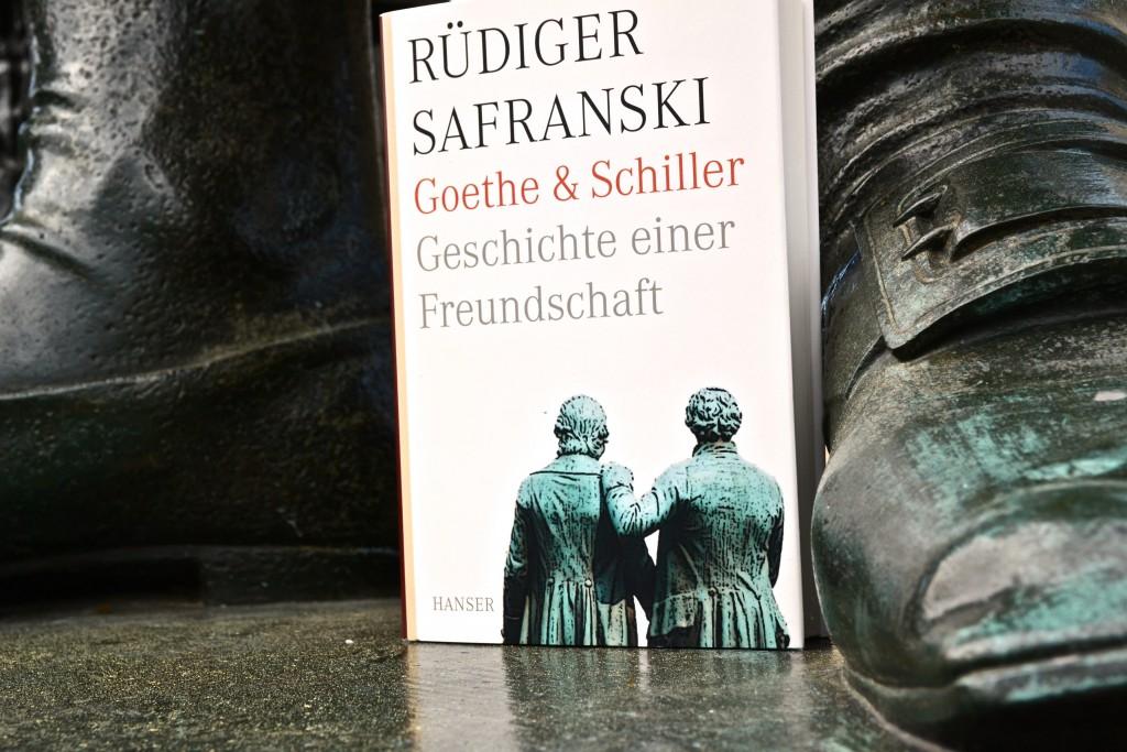 Rüdiger Safranski: Goethe & Schiller - Geschichte einer Freundschaft