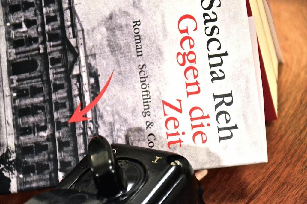 Sascha Reh: Gegen die Zeit