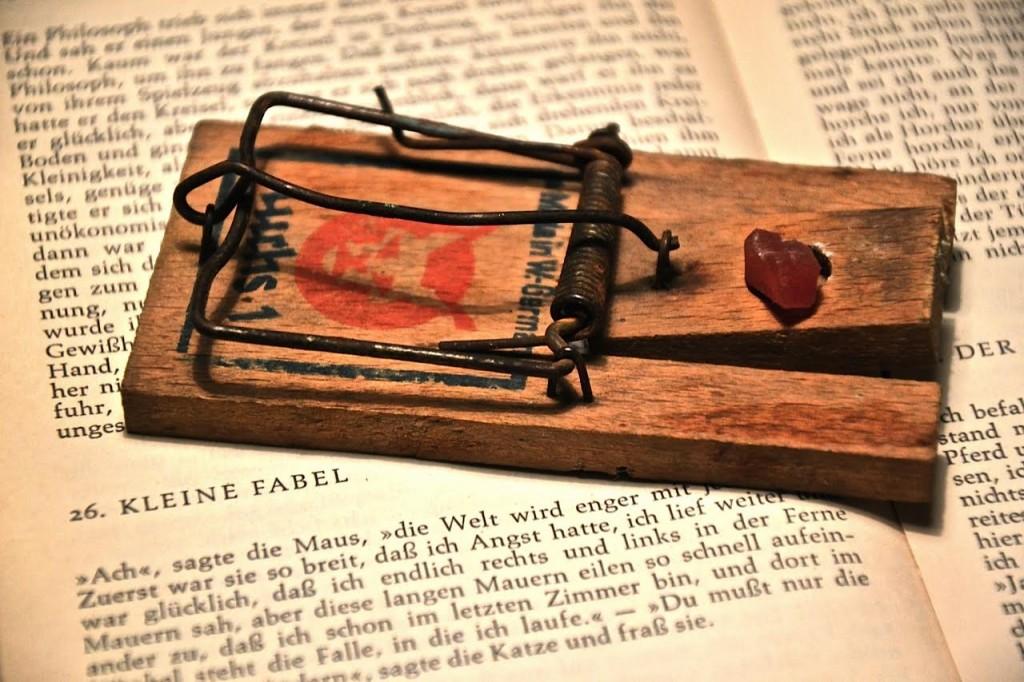 Franz Kafka: Kleine Fabel