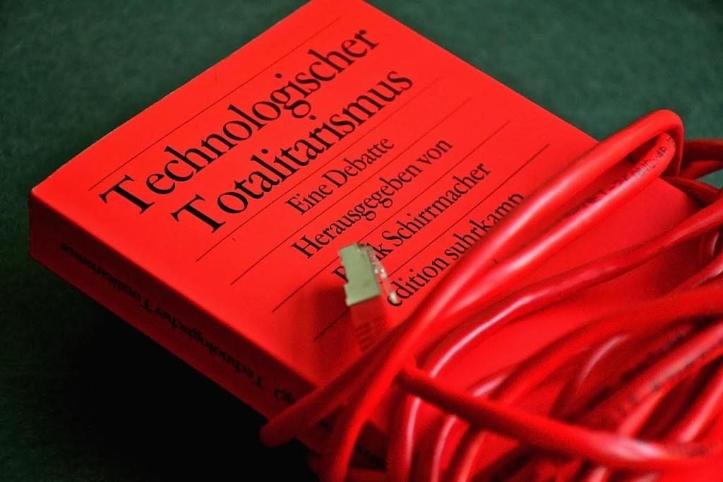 Frank Schirrmacher: Technologischer Totalitarismus - Eine Debatte