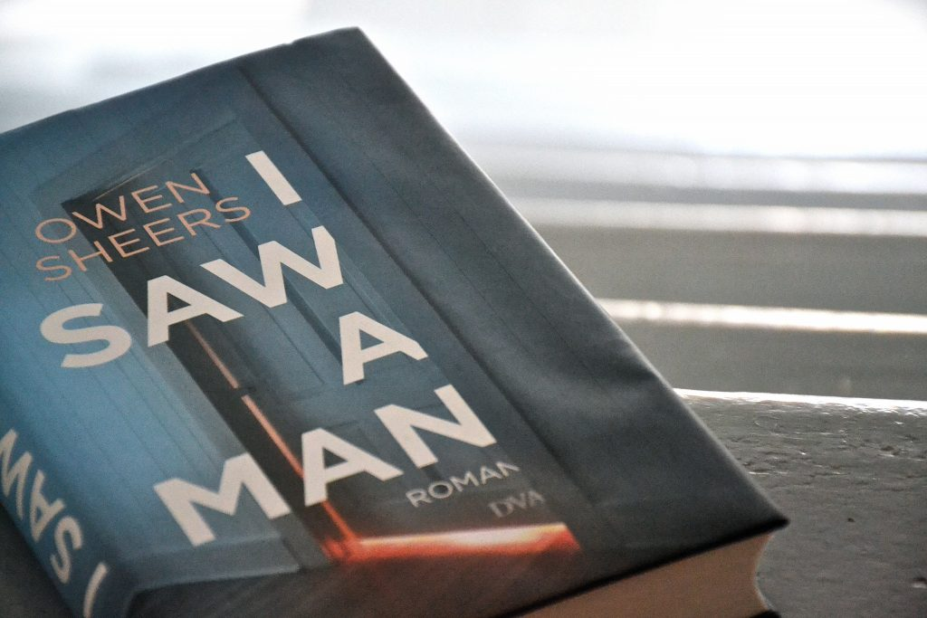 Owen Sheers: I Saw a Man