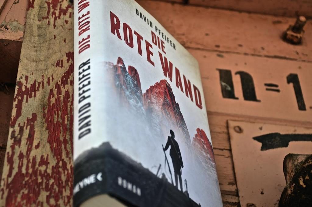 David Pfeifer: Die Rote Wand