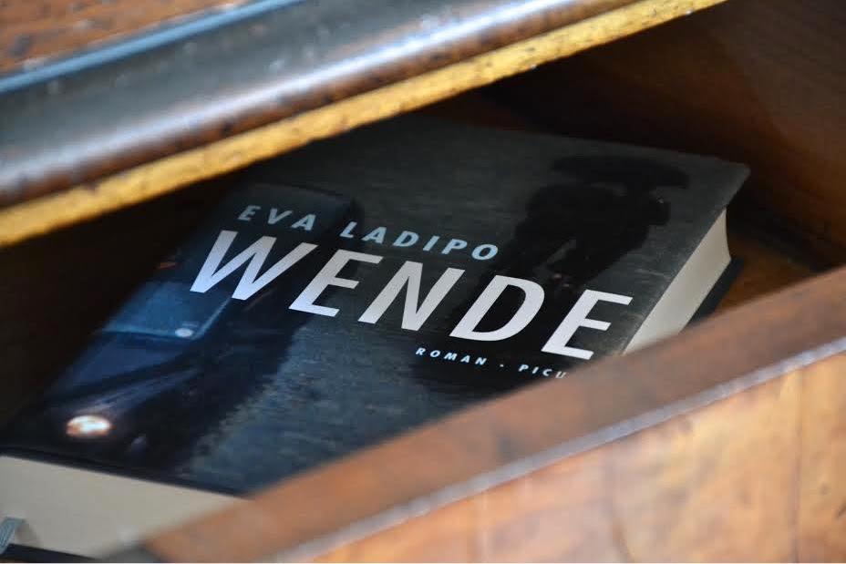 Eva Ladipo: Wende