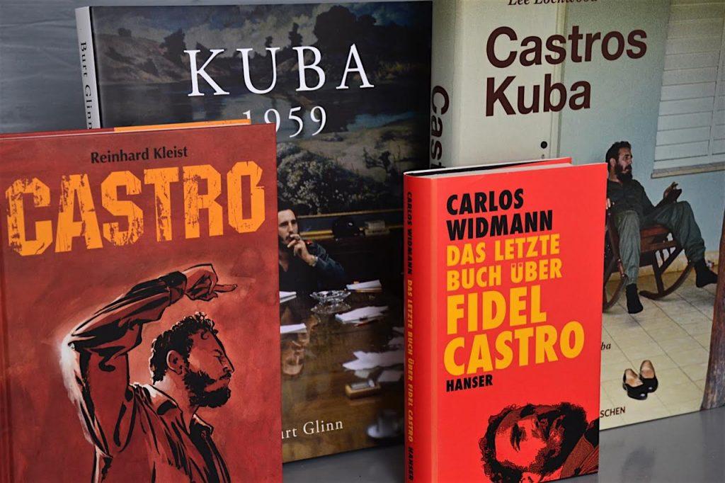 Das Castro-Special: Vier Bücher über Fidel Castro