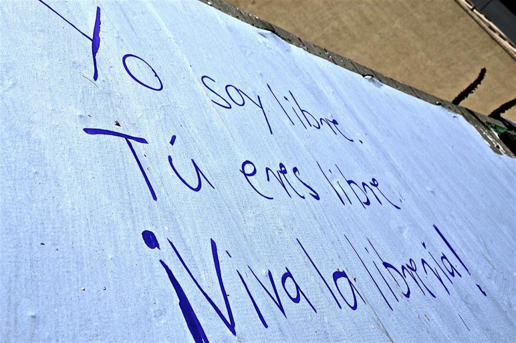 Viva la librería: Über die Freiheit des Wortes