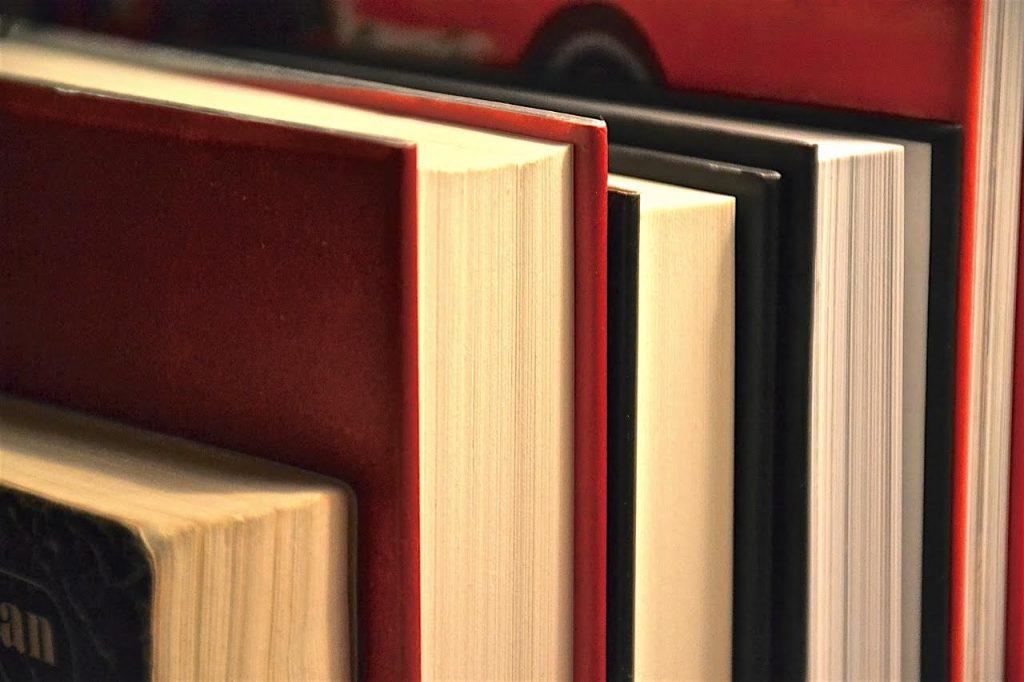 Lesebiographie: Zehn Fragen zu Büchern - neun Antworten