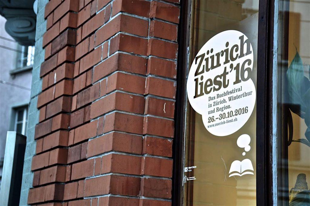 Zürich liest 2016: 72 Stunden im Literaturrausch