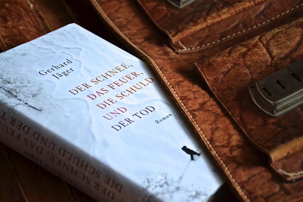 """Das Buch """"Der Schnee, das Feuer, die Schuld und der Tod"""" von Gerhard Jäger erzählt vom Lawinenwinter 1951"""