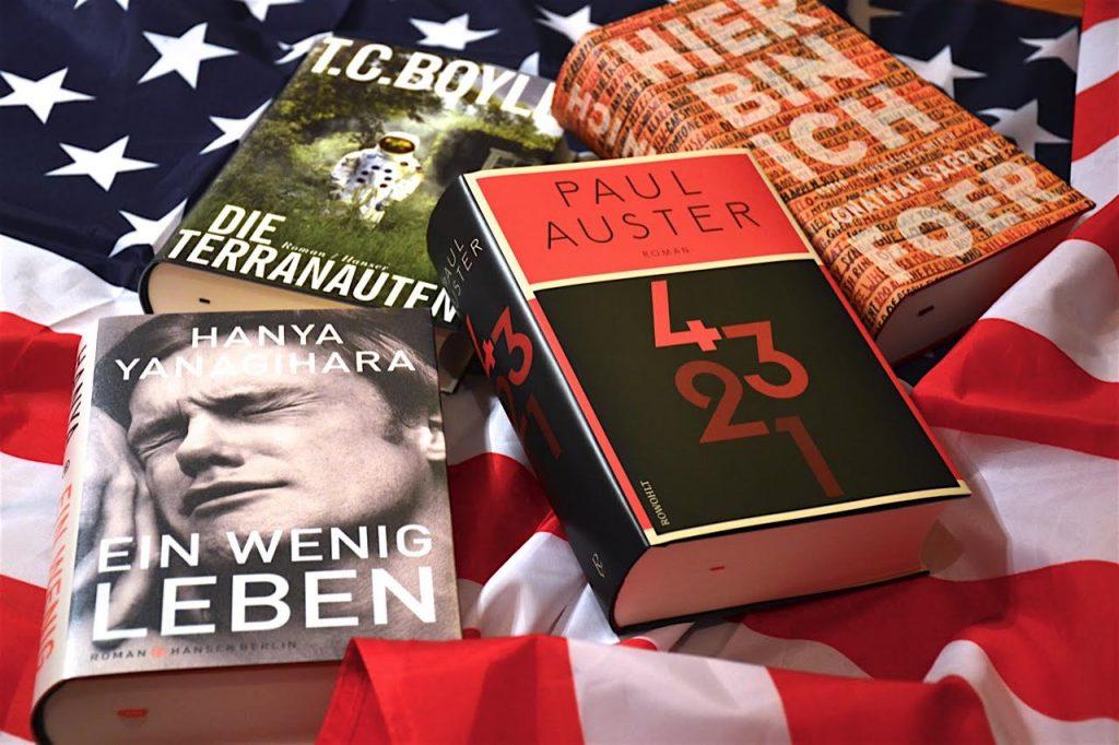 Neue Bücher von T.C. Boyle, Paul Auster, Jonathan Safran Foer und Hanya Yanagihara