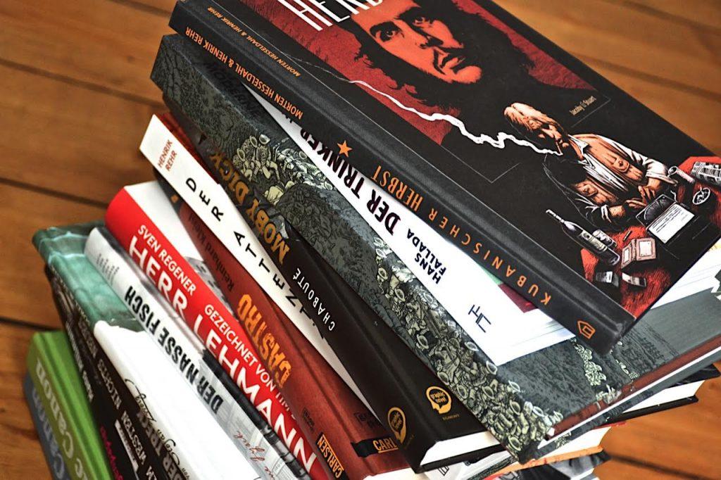 Graphic Novels: Eine Bestandsaufnahme