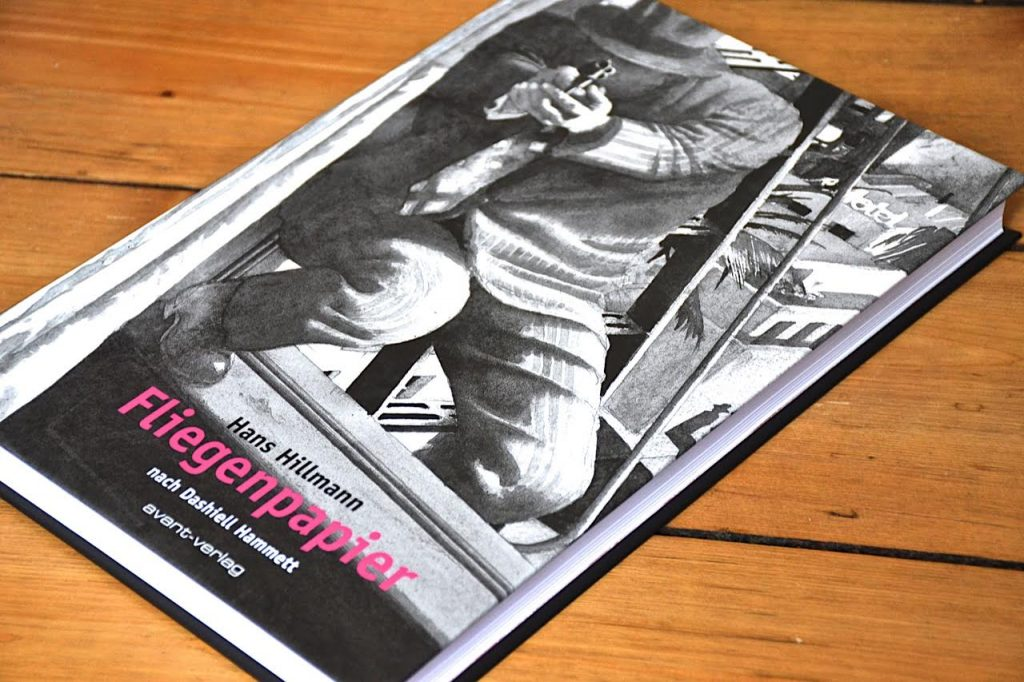 Hans Hillmann und Dashiell Hammett: Fliegenpapier