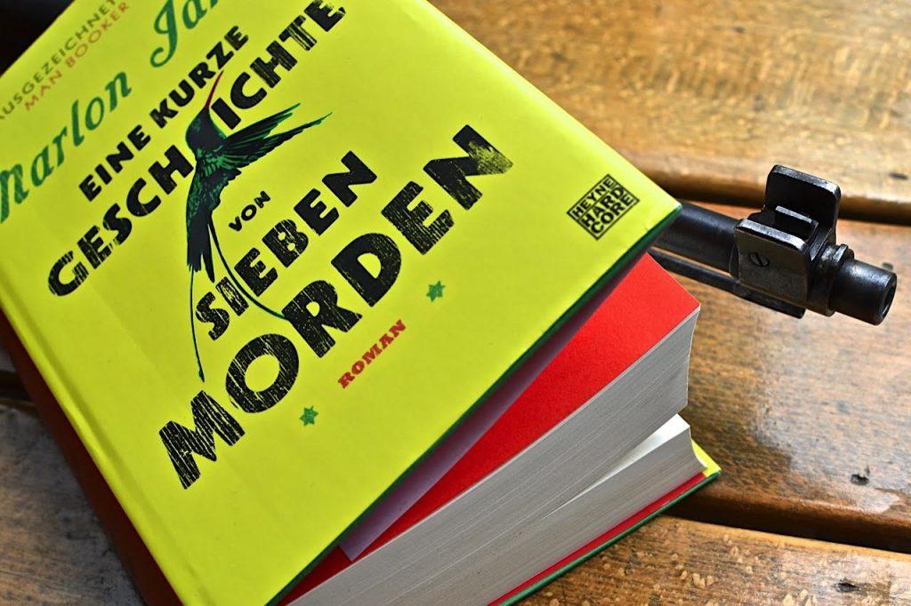Marlon James: Eine kurze Geschichte von sieben Morden