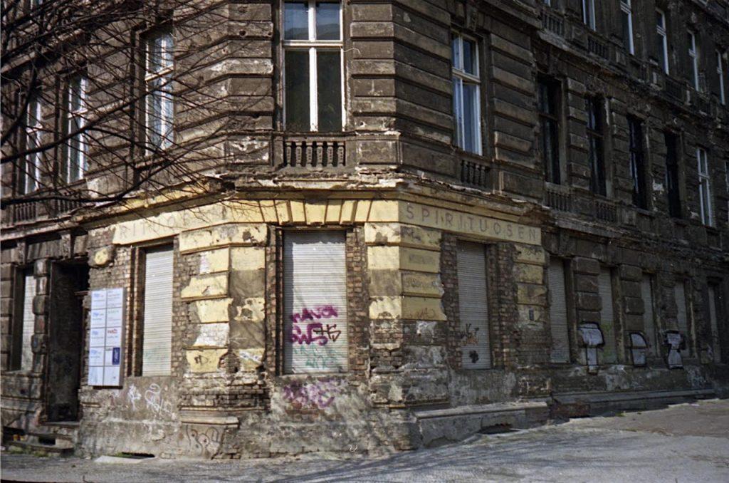 Berlin Prenzlauer Berg, 1997