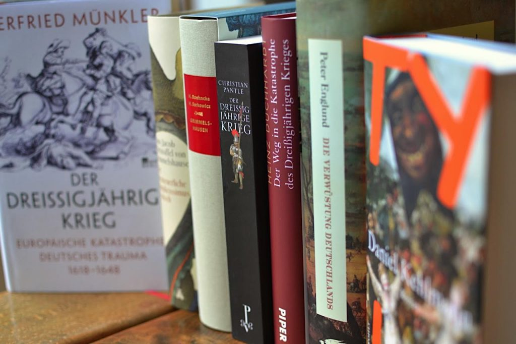Dreissigjaehriger Krieg: Leseprojekt