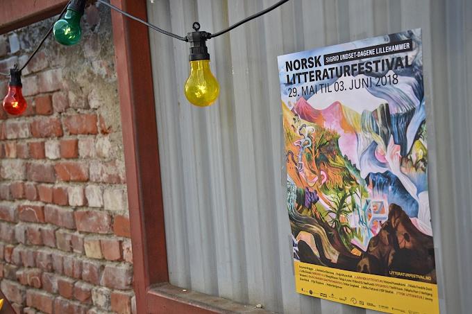 Norsk Litteraturfestival - Literaturfestival Lillehammer