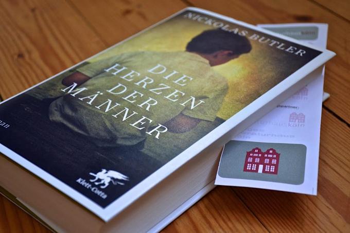 Nickolas Butler: Die Herzen der Maenner