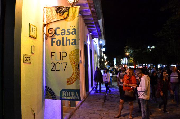 FLIP - Festa Literária Internacional de Paraty