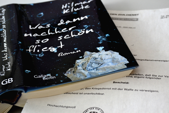 Hilmar Klute: Was dann nachher so schoen fliegt