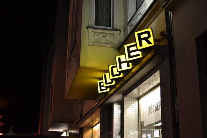 Erste Koelner Literaturnacht