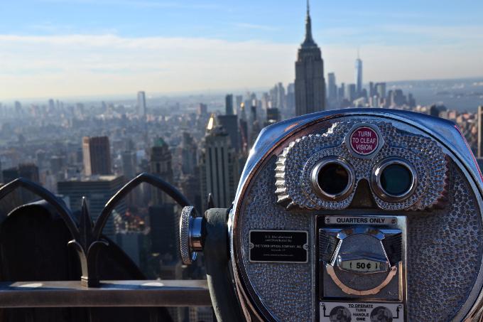 New York: Stadt der Geschichten