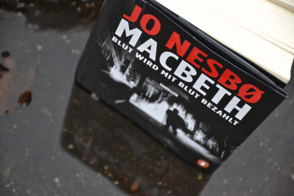 Jo Nesbø: Macbeth - Das Shakespeare Projekt