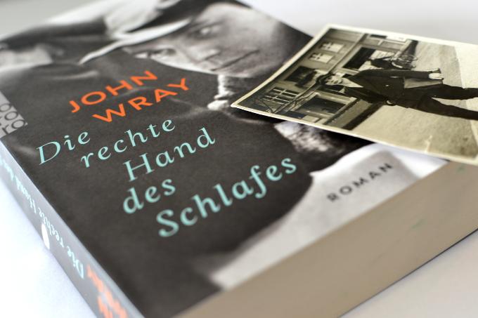 John Wray: Die rechte Hand des Schlafes