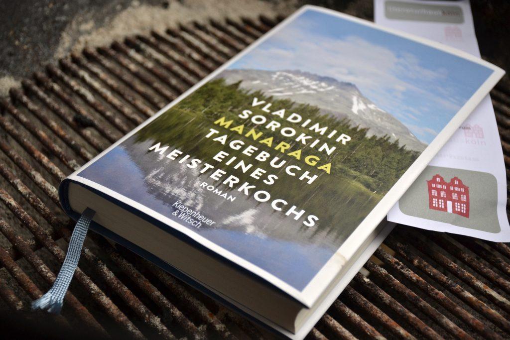 Vladimir Sorokin: Manaraga - Tagebuch eines Meisterkochs
