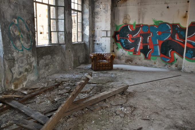 Der Sessel. Ein Beitrag für das Lesemagazin KUDU.