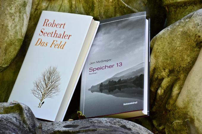 Jon McGregor: Speicher 13 | Robert Seethaler: Das Feld
