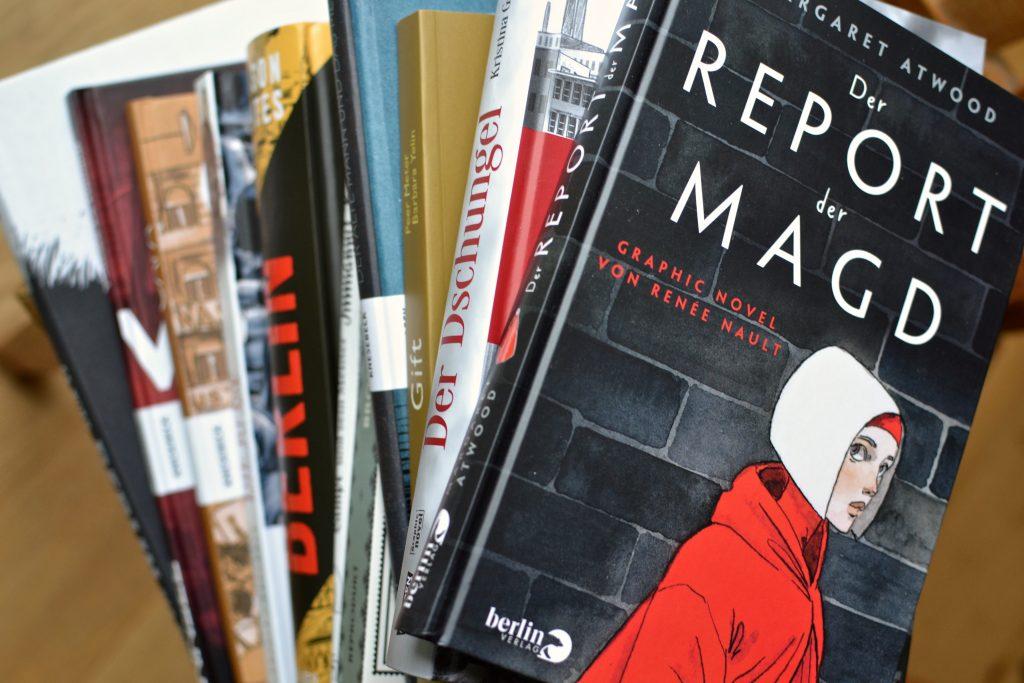Zeig doch mal die Bilder (Teil 2): Zwölf ganz unterschiedliche Graphic Novels