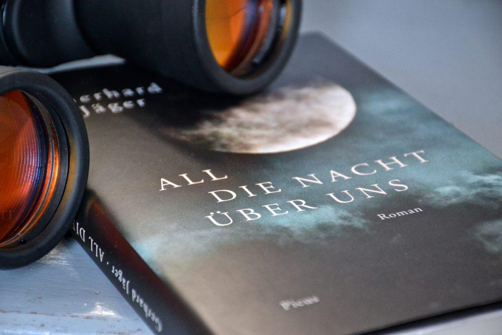 Gerhard Jaeger: All die Nacht ueber uns