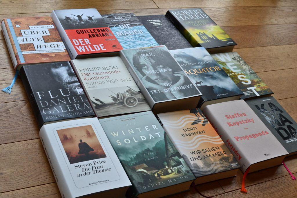 Mein Lesejahr 2019: Die besten Buecher