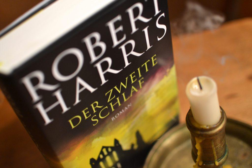 Robert Harris: Der zweite Schlaf