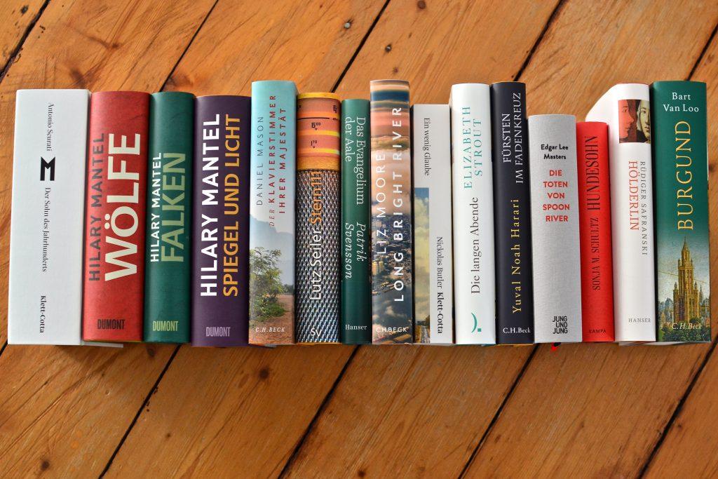 Ueber Literatur reden? Unbedingt!