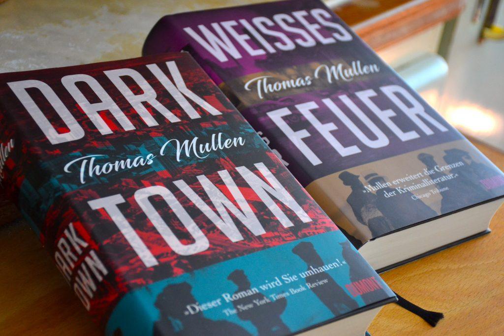 Thomas Mullen: Darktown | Weisses Feuer