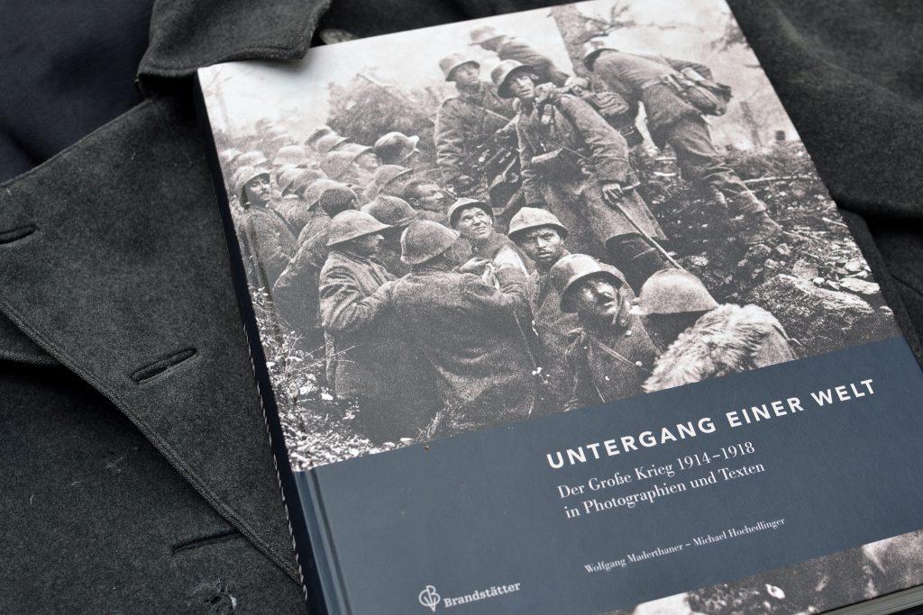Wolfgang Maderthaner und Michael Hochedler (Hg.): Untergang einer Welt